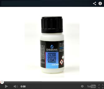 Chemona 2C Colour Coat video