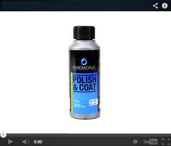 Chemona Polish & Coat Video